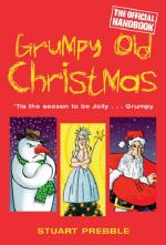 Cover for Grumpy Old Christmas by Stuart Prebble