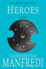 Cover for Heroes by Valerio Massimo Manfredi