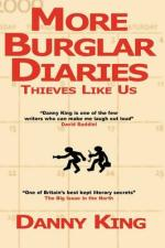 Cover for More Burglar Diaries by Danny King