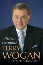 Cover for Mustn't Grumble by Terry Wogan