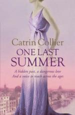 Cover for One Last Summer by Catrin Collier