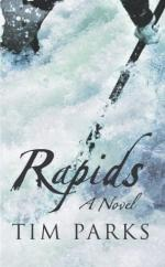 Cover for Rapids by Tim Parks
