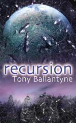 Cover for Recursion by Tony Ballantyne