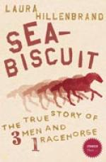 Cover for Seabiscuit by Laura Hillenbrand