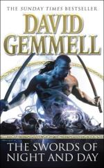 Cover for Swords Of Night And Day by David Gemmell