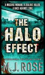 Cover for Halo Effect by M J Rose