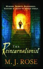 Cover for The Reincarnationist by M J Rose