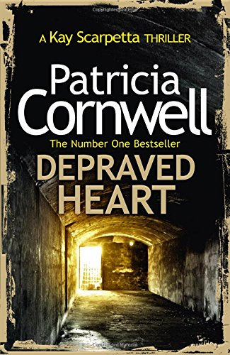 Cover for Depraved Heart by Patricia Cornwell