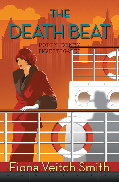 Cover for The Death Beat by Fiona Veitch Smith