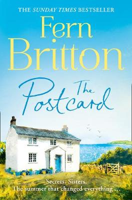Cover for The Postcard by Fern Britton