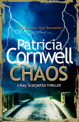Cover for Chaos by Patricia Cornwell