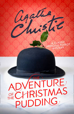 Cover for The Adventure of the Christmas Pudding by Agatha Christie