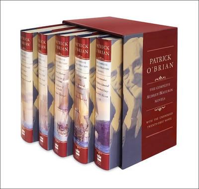The Complete Aubrey/Maturin Novels