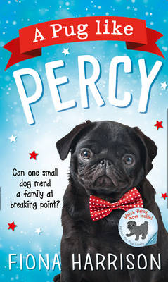 Cover for A Pug Like Percy by Fiona Harrison