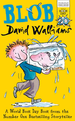 Cover for Blob by David Walliams