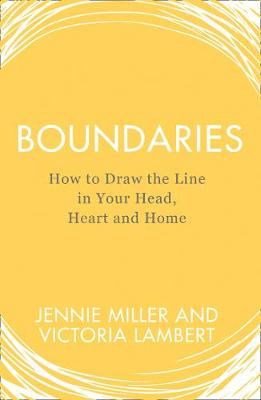 Cover for Boundaries by Jennie Miller, Victoria Lambert