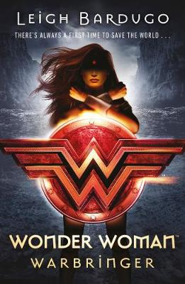 Cover for Wonder Woman: Warbringer (DC Icons Series) by Leigh Bardugo