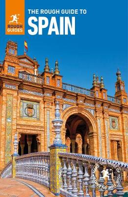Book Cover for The Rough Guide to Spain by Simon Baskett