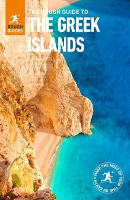 Book Cover for The Rough Guide to the Greek Islands by Rough Guides, Nick Edwards