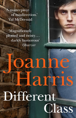 Cover for Different Class by Joanne Harris