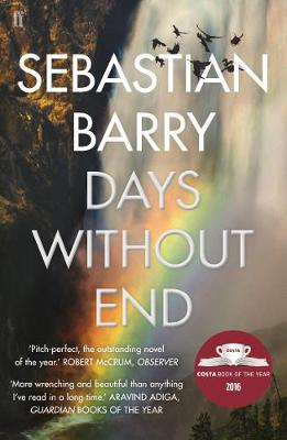 Cover for Days Without End by Sebastian Barry