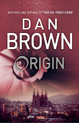 Cover for Origin by Dan Brown