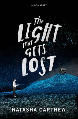 Cover for The Light That Gets Lost by Natasha Carthew