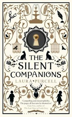 Cover for The Silent Companions by Laura Purcell