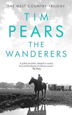 Cover for The Wanderers by Tim Pears