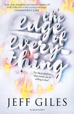 Cover for The Edge of Everything by Jeff Giles
