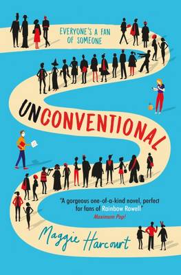Cover for Unconventional by Maggie Harcourt