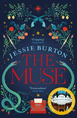 Cover for The Muse by Jessie Burton