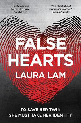 Cover for False Hearts by Laura Lam