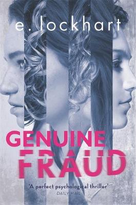 Cover for Genuine Fraud by E. Lockhart