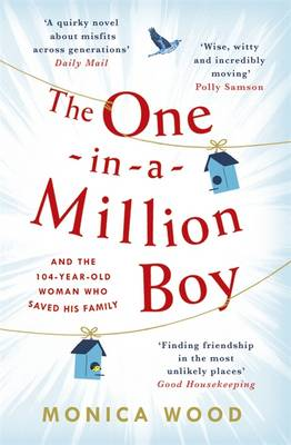 Cover for The One-in-a-Million Boy by Monica Wood