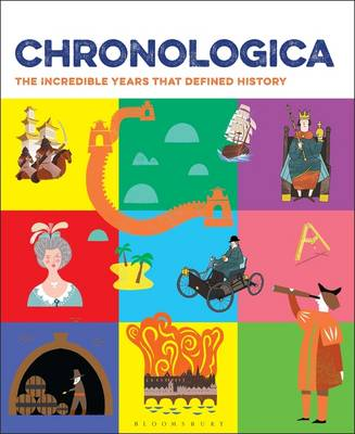 Cover for Chronologica The Incredible Years That Defined History by