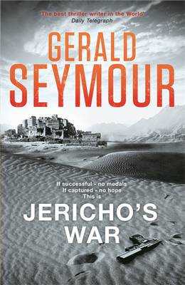 Cover for Jericho's War by Gerald Seymour