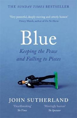 Cover for Blue: A Memoir by John Sutherland