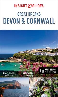 Book Cover for Insight Guides Great Breaks Devon and Cornwall by Insight Guides