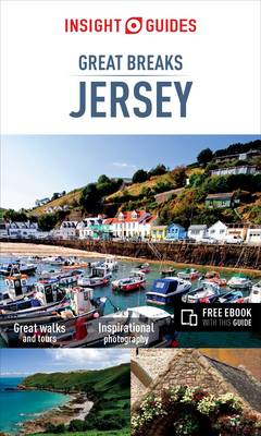 Book Cover for Insight Guides: Great Breaks Jersey - Jersey Travel Guide by Insight Guides