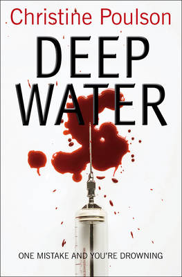 Cover for Deep Water by Christine Poulson