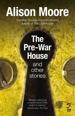 Cover for The Pre-War House by Alison Moore