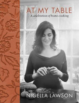 Cover for At My Table by Nigella Lawson