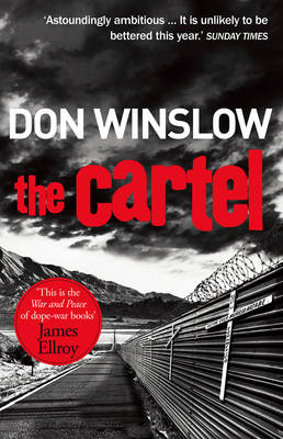 Cover for The Cartel by Don Winslow