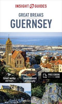 Book Cover for Insight Guides Great Breaks Guernsey by Insight Guides