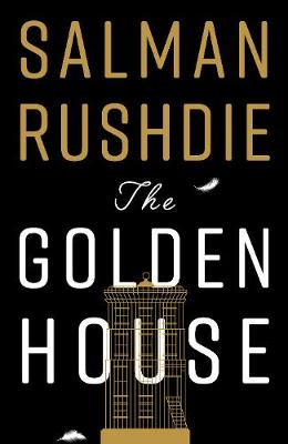 Cover for The Golden House by Salman Rushdie