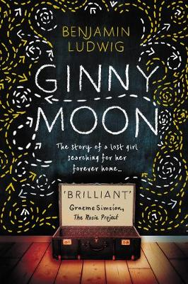 Cover for Ginny Moon by Benjamin Ludwig