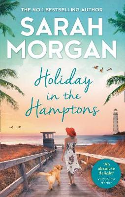 Cover for Holiday in the Hamptons by Sarah Morgan