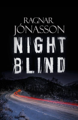 Cover for Nightblind by Ragnar Jonasson