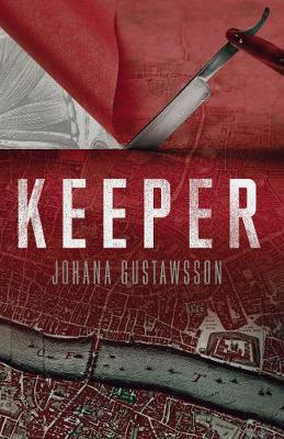 Cover for Keeper by Johana Gustawsson